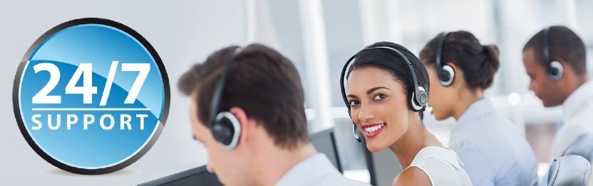 24-7 Customer Support